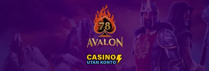 avalon78-recension-casinoutankonto