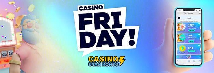casinofriday casinoutankonto.net recension