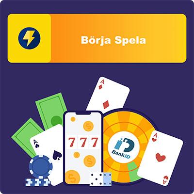 Steg 4 - Spela Casino Utan Spelpaus